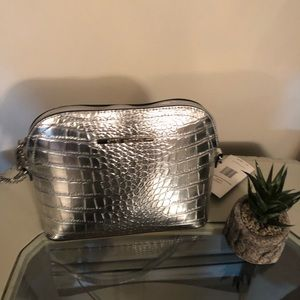 Steve Madden Metallic Crossbody
